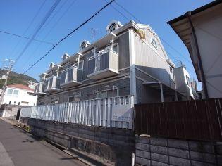 シティライフ岡本[202号室]の外観