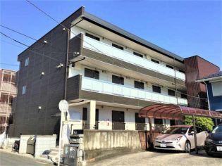 神奈川県横浜市金沢区六浦1丁目の賃貸マンションの外観