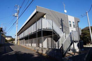 千葉県習志野市鷺沼3丁目の賃貸アパートの外観