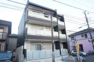 リブリ・東千葉[2階]の外観
