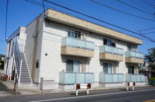 リブリ・黒砂台[1階]の外観