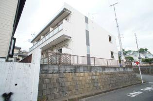 東京都町田市金森東3丁目の賃貸アパートの外観