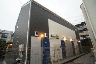アトレイユ生田[1階]の外観