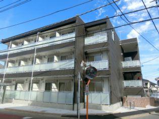 埼玉県富士見市大字水子の賃貸マンションの外観