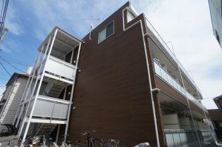 神奈川県横浜市鶴見区平安町2丁目の賃貸アパートの外観