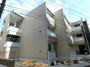 リブリ・武蔵新城[306号室]の外観