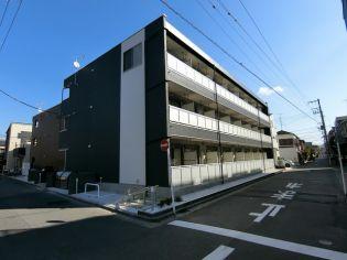 神奈川県川崎市川崎区昭和2丁目の賃貸マンションの外観