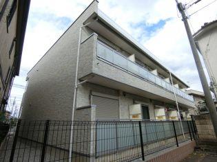 千葉県松戸市松戸の賃貸アパートの外観