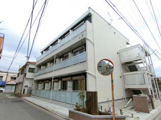 東京都小平市小川西町2丁目の賃貸アパートの外観
