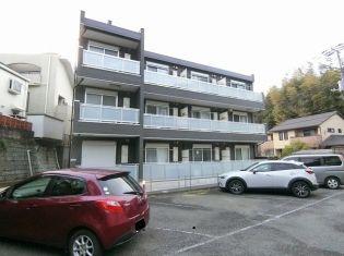 神奈川県鎌倉市岡本1丁目の賃貸マンションの外観