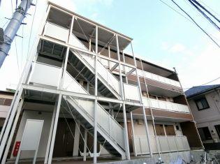 神奈川県鎌倉市台4丁目の賃貸マンションの外観