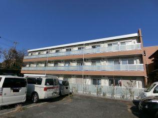 神奈川県横浜市栄区笠間3丁目の賃貸マンションの外観
