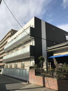 埼玉県草加市高砂1丁目の賃貸アパートの外観
