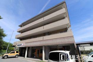 愛知県岡崎市稲熊町字8丁目の賃貸マンションの外観