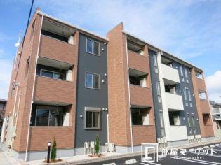 愛知県西尾市戸ケ崎5丁目の賃貸アパートの外観
