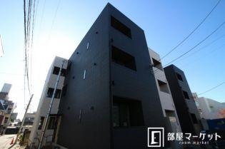 (仮称)豊田市山之手3C棟[201号室]の外観