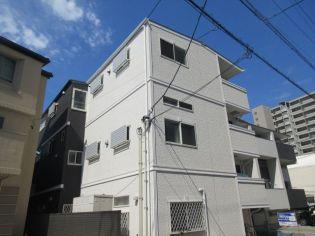 愛知県名古屋市中村区太閤3丁目の賃貸アパートの外観