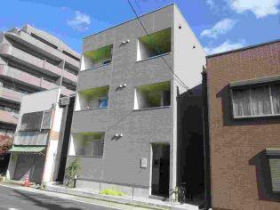 愛知県名古屋市東区豊前町1丁目の賃貸アパートの外観