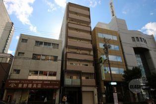 レジュールアッシュ大阪城EAST[7階]の外観