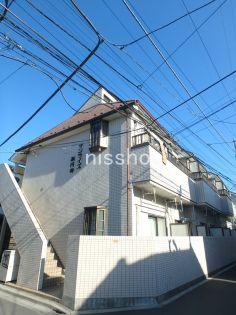 7656−サンライズ高円寺[201号室]の外観