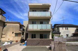 兵庫県尼崎市三反田町1丁目の賃貸マンションの外観