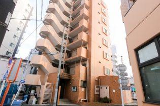 ライオンズマンションヨコハマウエスト (YHA049)[3階]の外観