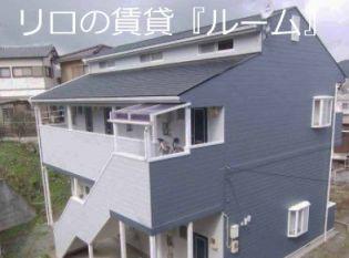 ウッディ1[2階]の外観