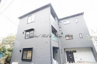 神奈川県逗子市山の根2丁目の賃貸アパートの外観