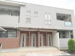 神奈川県逗子市久木4丁目の賃貸アパートの外観