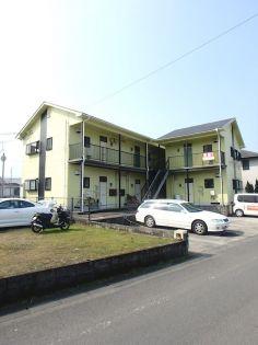 鹿児島県薩摩川内市五代町の賃貸アパートの外観