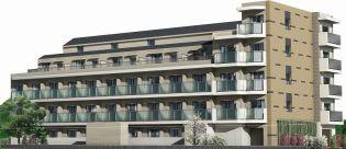 (仮)武蔵小杉フォレストスクエアレジデンス[2階]の外観