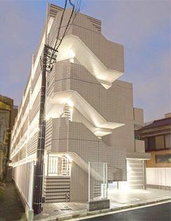 プレミアムキューブ川崎[3階]の外観