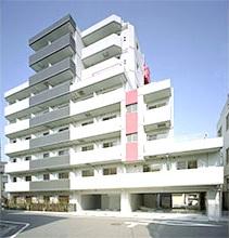 東京都江東区潮見1丁目の賃貸マンションの外観
