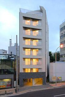 セジョリ都立大学[402号室]の外観