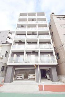 グランパークN.東京[3階]の外観