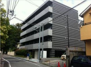 スパシエ新宿哲学堂公園[1階]の外観