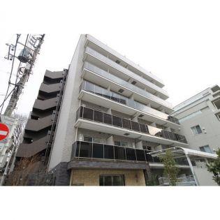 ハーモニーレジデンス新宿EAST[4階]の外観
