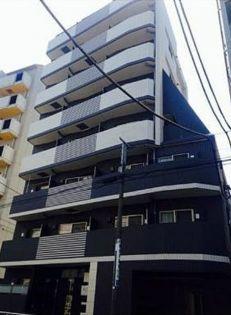 レアライズ新宿[1階]の外観