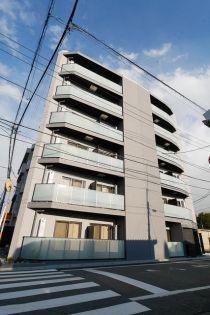 東京都練馬区豊玉中1丁目の賃貸マンションの外観