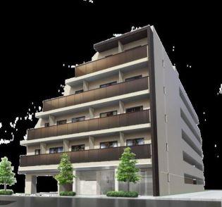 クレイシア板橋志村[4階]の外観