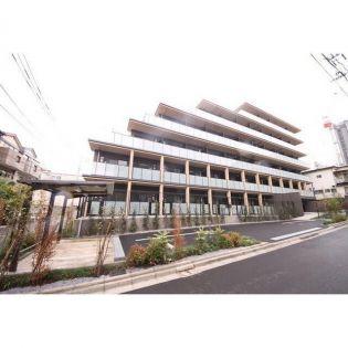 ハーモニーレジデンス新宿御苑 THE EAST[1階]の外観