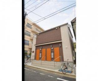 Wood Space Okusawa[2階]の外観