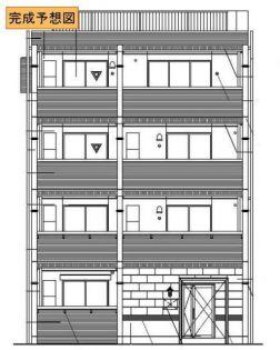 アロヒ モアナ[301号室]の外観