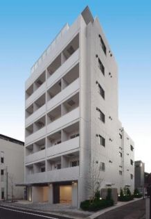HF武蔵小山レジデンス[0203号室]の外観