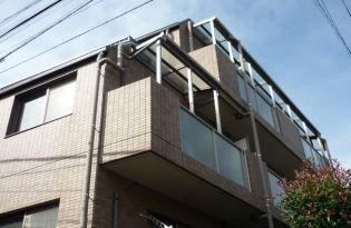 東京都世田谷区下馬1丁目の賃貸マンションの外観