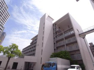 兵庫県神戸市中央区脇浜海岸通3丁目の賃貸マンションの外観