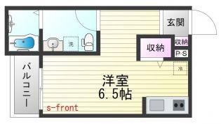 LINX長田[3階]の外観