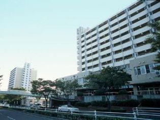 兵庫県神戸市北区ひよどり台2丁目の賃貸マンションの外観