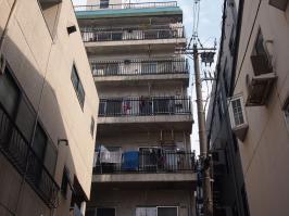 福家ハイツ[6階]の外観