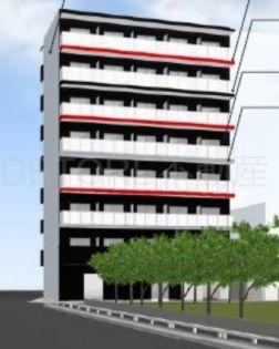 大阪府大阪市浪速区塩草2丁目の賃貸マンションの外観
